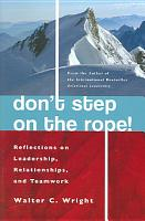 Don t Step on the Rope  PDF
