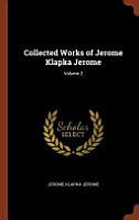 Collected Works of Jerome Klapka Jerome  PDF