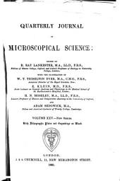 Quarterly Journal of Microscopical Science: Volume 25