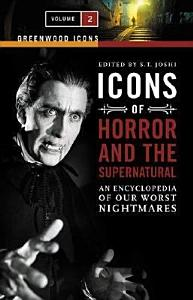 Icons of Horror and the Supernatural Book