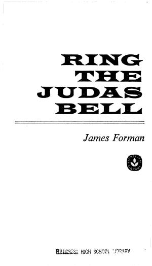 Ring the Judas Bell