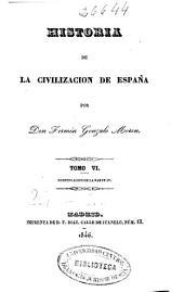 Curso de historia de la civilización de España: (1846. 339 p.)