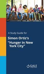 A Study Guide for Simon Ortiz's