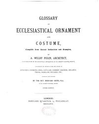 Glossary of Ecclesiastical Ornament and Costume PDF