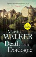Death in the Dordogne Book