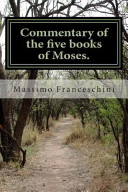 Commentary of the Five Books of Moses