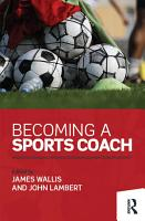 Becoming a Sports Coach PDF