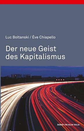 Der neue Geist des Kapitalismus PDF