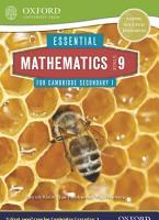 Essential Mathematics for Cambridge Secondary 1  Stage 9 PDF