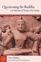 Questioning the Buddha PDF