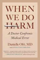 When We Do Harm PDF