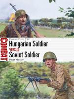 Hungarian Soldier vs Soviet Soldier
