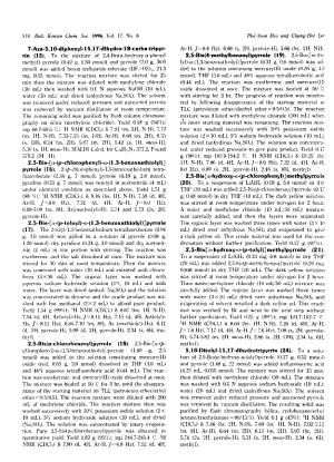 Bulletin of the Korean Chemical Society