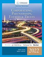 South-Western Federal Taxation 2022: Corporations, Partnerships, Estates and Trusts