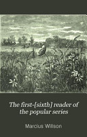 The First  sixth  Reader of the Popular Series PDF