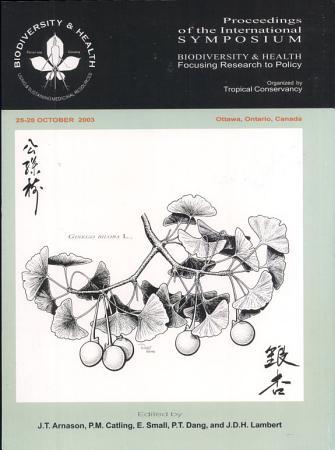 Biodiversity and Health PDF
