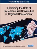 Examining the Role of Entrepreneurial Universities in Regional Development PDF