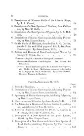 American Journal of Conchology: Volumes 3-4
