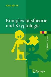 Komplexit  tstheorie und Kryptologie PDF