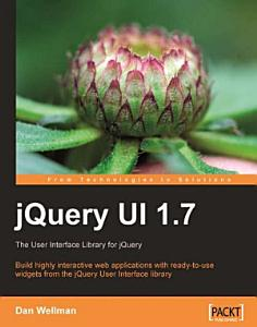 jQuery UI 1 7  The User Interface Library for jQuery PDF