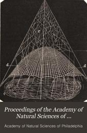 Proceedings of the Academy of Natural Sciences of Philadelphia: Volume 30