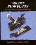 Wooden Plow Planes