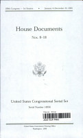United States Congressional Serial Set  Serial no  14956  House Documents Nos  8 18 PDF