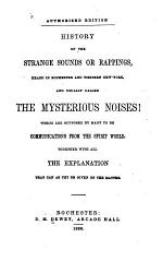 History of the Strange Sounds Or Rappings