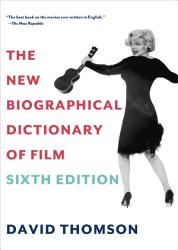 The New Biographical Dictionary Of Film Book PDF