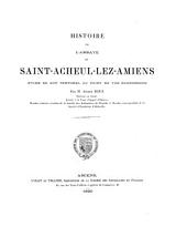 Documents inédits concernant la province: Volume12