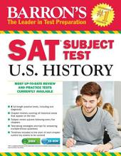 Barron's SAT Subject Test: U.S. History, 3rd edition