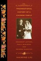 The Transnational History of a Chinese Family PDF