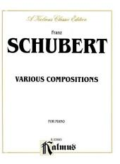 Various Pieces: Piano Collection