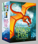Wings of Fire 6-10 Boxed Set: the Jade Mountain Prophecy