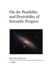 On The Possibility And Desirability Of Scientific Progress Book PDF