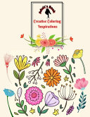 Creative Coloring Inspirations Adult s Book