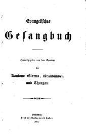 Evangelisches Gesangbuch: Band 1