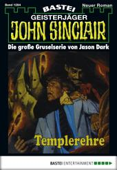 John Sinclair - Folge 1284: Templerehre (2. Teil)