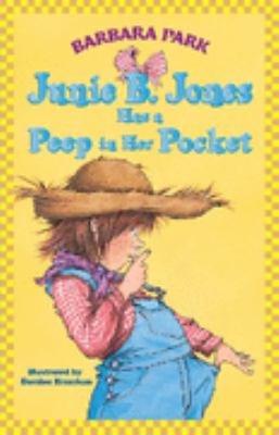 Junie B  Jones Has a Peep in Her Pocket PDF