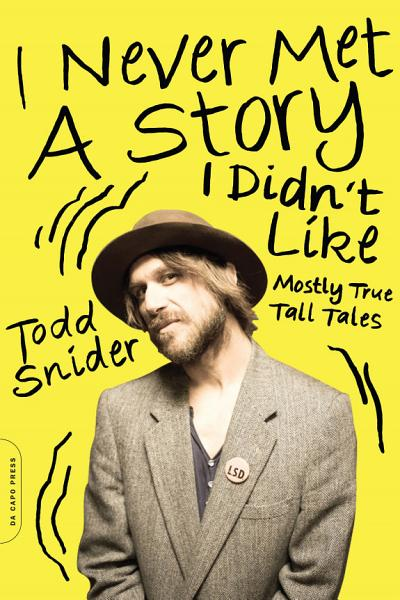 Download I Never Met a Story I Didn t Like Book