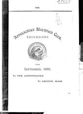 The Geography of Groton, Massachusets: Prepared for the Use of the Members of the Appalachian Club, on a Proposed Visit to that Town, Saturday, September 18, 1886
