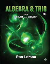 Algebra & Trigonometry: Edition 10