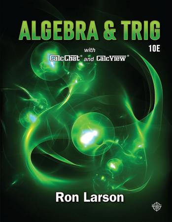 Algebra   Trigonometry PDF