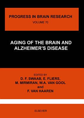 Aging of the Brain and Alzheimer s Disease PDF