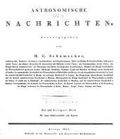 Astronomische Nachrichten: Volumes 31-32