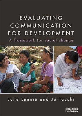 Evaluating Communication for Development