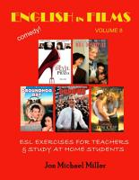 English in Films 8  Devil Wears Prada  Groundhog Day  Gung Ho  Mrs  Doubtfire    Tin Cup  ESL PDF