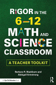 Rigor In The 6 12 Math And Science Classroom