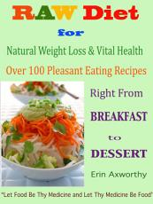 Raw Diet for Natural Weight Loss   Vital Health PDF