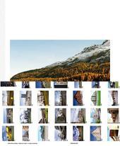 Wohn Raum Alpen / Abitare le alpi / Living in the Alps: Nachhaltiger Wohnbau in den Bergen – zeitgenössische Wohnformen mit Perspektive
